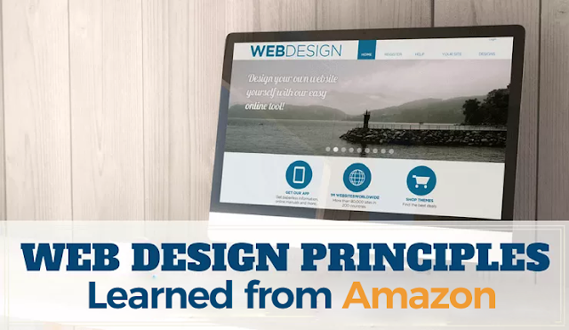4 Effective Website Design Principles Learned from Amazon