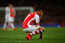 Alexis Sanchez Snubbed For Major Award Once Again