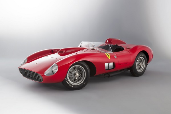 El comprador de la Ferrari 335 S Spider Scaglietti sería Lionel Messi