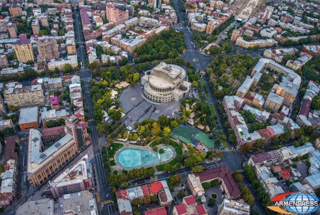 Turismo en Armenia aumenta 10% en 6 meses