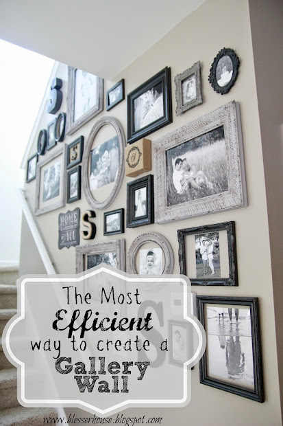 Wall Reveal And Free Printable - Bless'er House