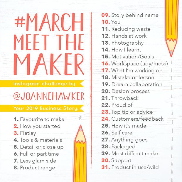 March Meet the Maker 2019 | Fuzzydragons