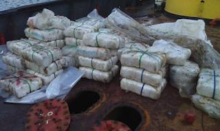 الشرطة المصرية تفشل محاولة عصابة دولية تهريب 6 أطنان حشيش قادمة من سوريا