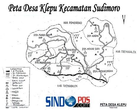 Profil Desa & Kelurahan, Desa Klepu Kecamatan Sudimoro Kabupaten Pacitan