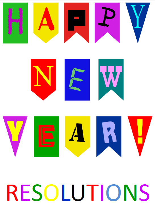 Happy New Year 2016 Resolutions for Students Pics