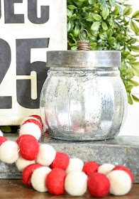 Dollar Tree, DIY Christmas Decor, ornaments, mercury glass