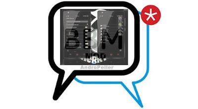 BBM Mod Mi Dark