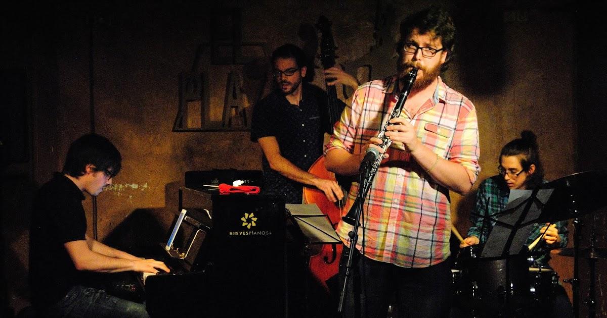 El plaza jazz club jueves 22 jam sin concesiones a cargo - Conservatorio de ibiza ...