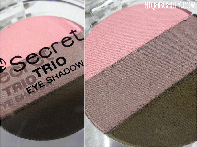 My Secret, Trio Eyeshadow, 315 Walk at Sunset