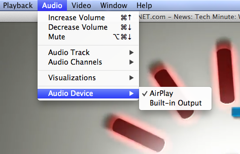 GreatNote Blog: No Audio when Airplay Mirroring VLC