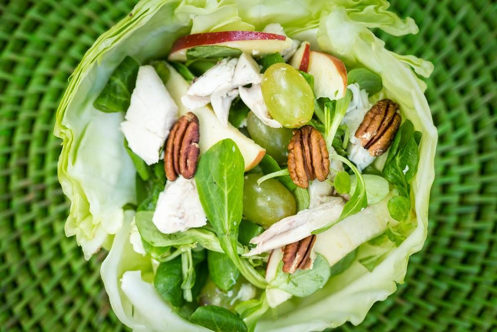 Simple Elegance salad