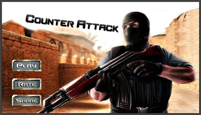 Counter Attack 3D - Shooter