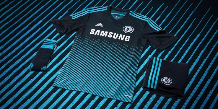 huge discount 02a42 79f39 Chelsea 14-15 Home, Away and Third Kits Released - Footy ...