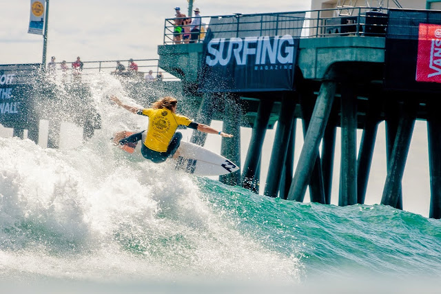 Day 5 Highlights - Vans US Open of Surfing