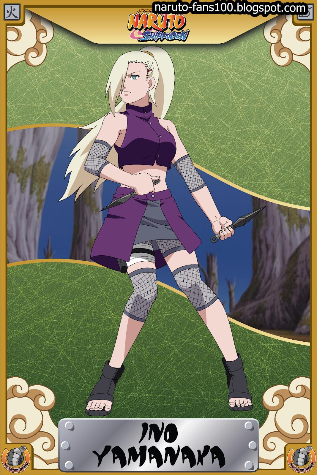 Ino Naruto