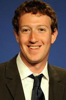 Mark Zuckenberg Pengusaha Internet Dunia