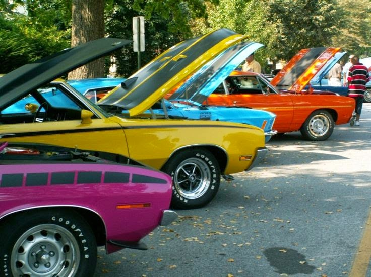 Classic Car Shows: Toronto Vintage Society: Classic Car Show And Cruise-In
