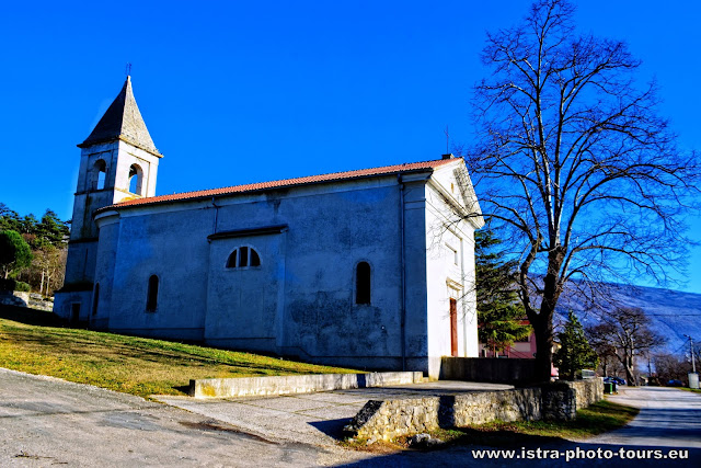 Šušnjevica, Istra @ 26.12.2015 istra-photo-tours.eu