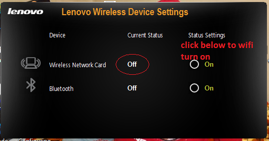 Lenovo G560 G460 Wi-Fi Not Working Problem Solution | ALL