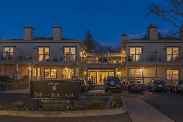 Pousada Inn At Sonoma, a Four Sisters Inn