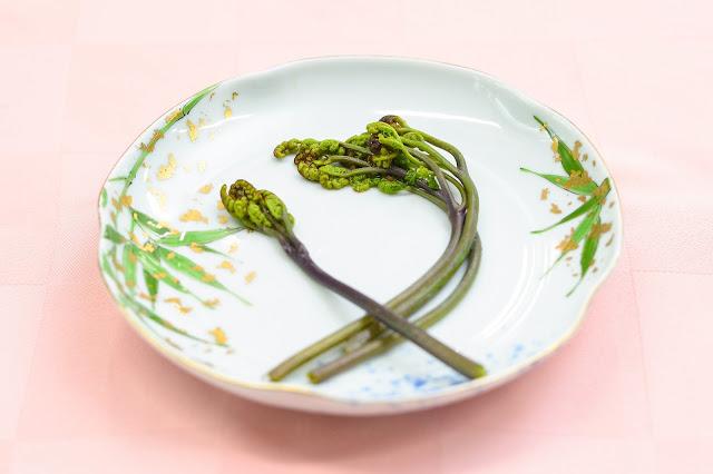 旬の野菜を使って作る料理