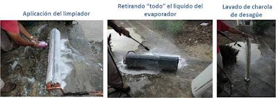 """""""Mantenimiento a un Aire Acondicionado tipo split4"""""""