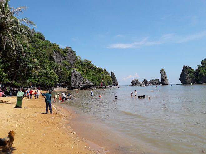Đến Kiên Giang mùa hè, thiên đường của những hòn đảo đẹp như tranh vẽ - Ảnh 3