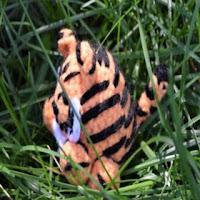 PATRON GRATIS TIGRE AMIGURUMI 30548
