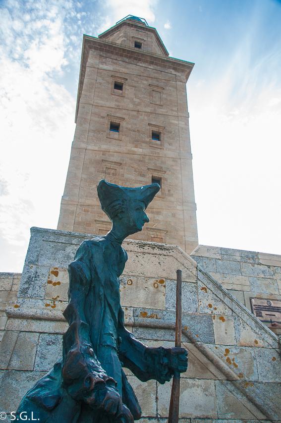 Torre de Hercules. Visitar A Coruña en 2 dias