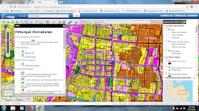 C-map surabaya