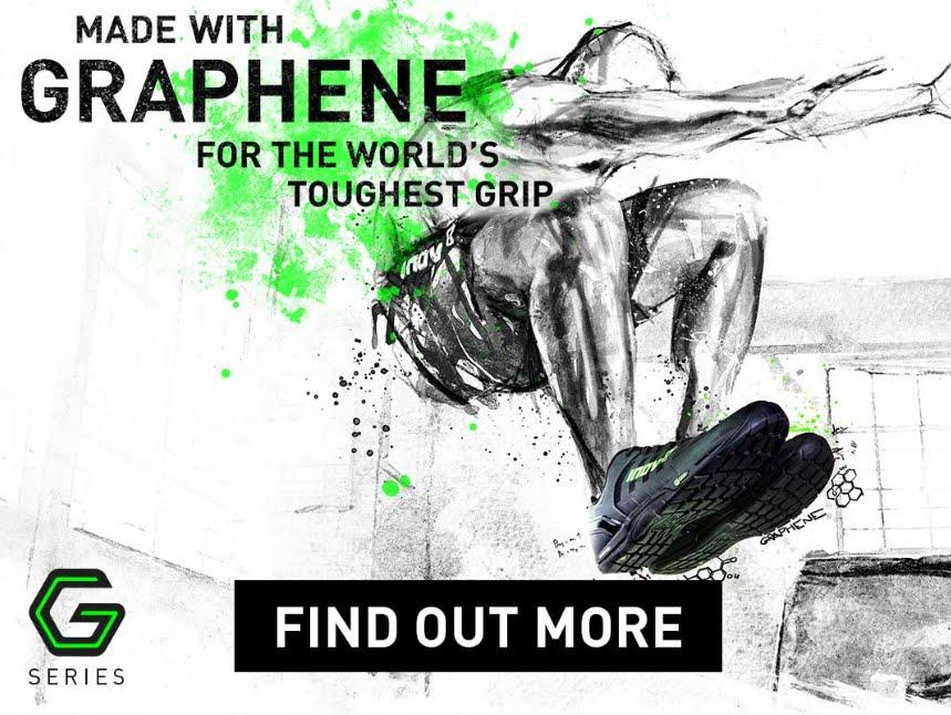 Scarpa da ginnastica con suola in grafene, leggera e resistente per trail running e fitness