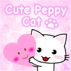 Cute Peppy Cat (English)