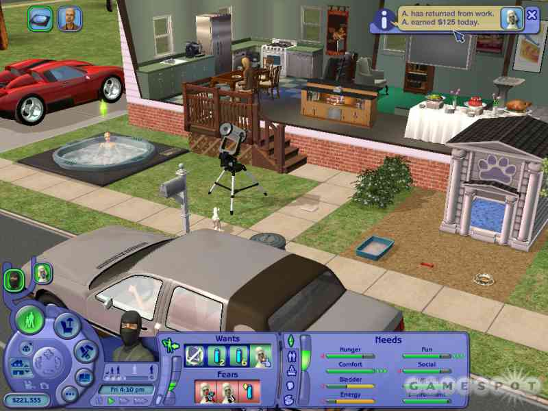 download game the sims 2 pc high compressed