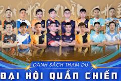 Công bố giải đấu AoE Đại Hội Quần Chiến và đội hình tham dự