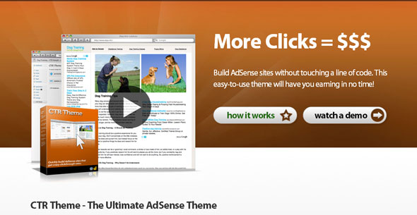 CTR Theme v1.5.5 � The Ultimate AdSense Theme by CTRtheme
