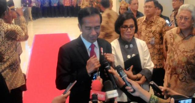 "Lanjutkan Sosialisasi ""Tax Amnesty"", Jokowi Undang Pengusaha Super Kaya ke Istana"