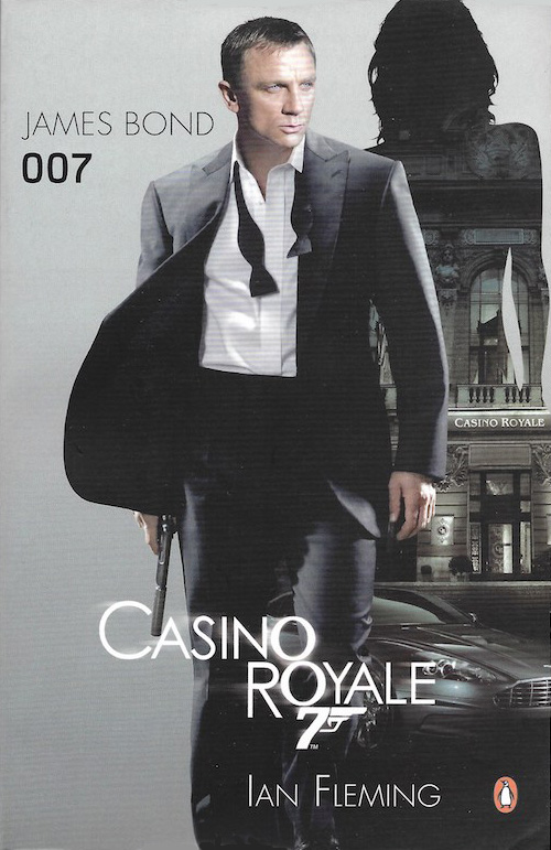 the casino royale book