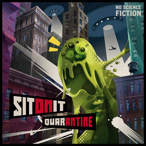 "Sit On It stream new EP ""Quarantine"""
