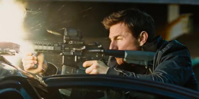 Jack Reacher: Sem Retorno | Assista ao trailer oficial da sequência com Tom Cruise e Cobie Smulders