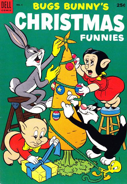 Bugs Bunny's Christmas Funnies #4