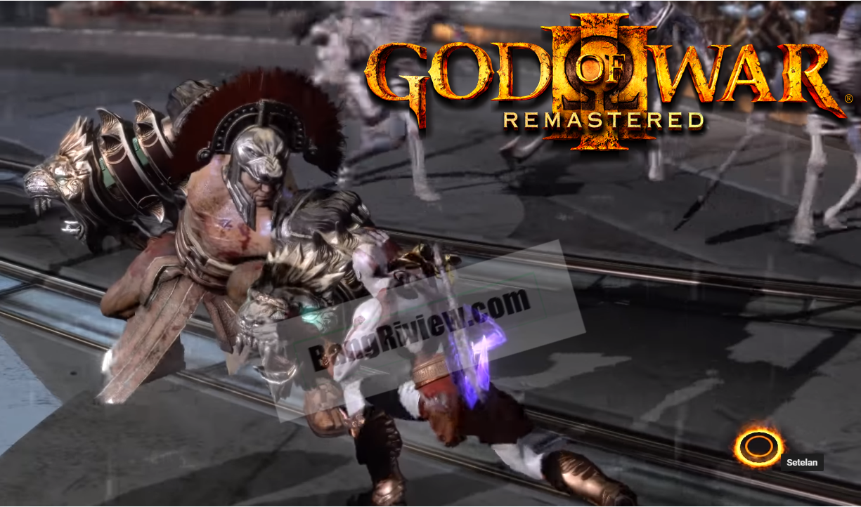 God of war 3 android game