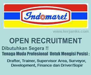 Lowongan Kerja di Indomaret Makassar