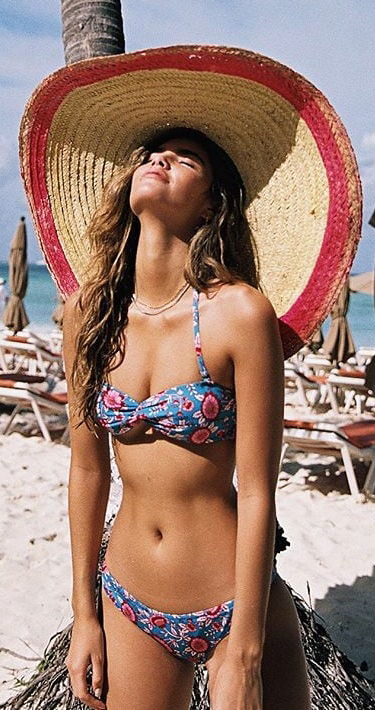 Latest Fashion Trends You Need To Try This Summer swimwear #Summer #swimwear