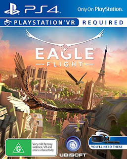 Eagle Flight VR PS4 free download full version