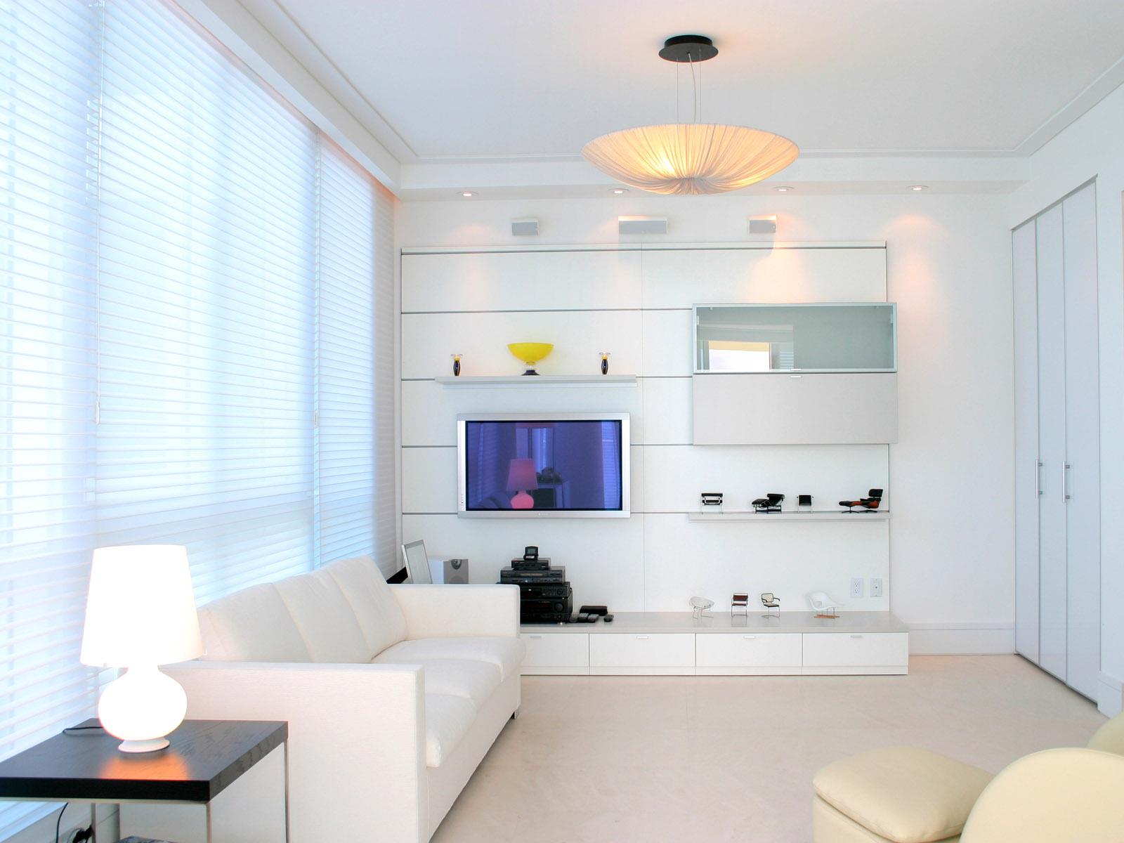 wonderful living room designs | Wonderful White Living Room Interior Ideas - Wonderful