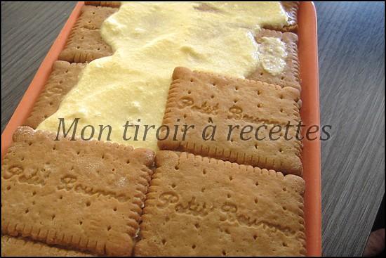 Mon Tiroir A Recettes Blog De Cuisine Gateau De Petits Beurres Au