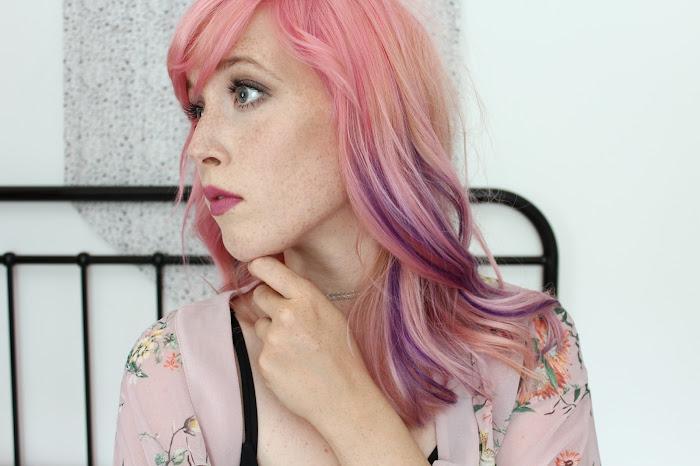 loreal colorful hair