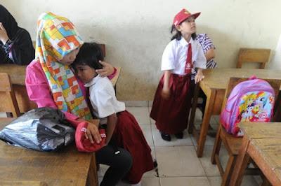 Tips Mengakali Anak Mogok Sekolah Jadi Semangat