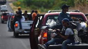 50 Armed Huachicoleros Steal Fuel in Chihuahua