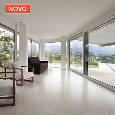 Moderne panoramske stene